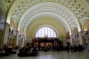 DC Amtrak Station