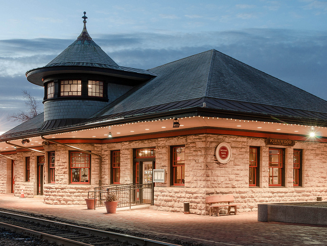 Kirkwood, MO Amtrak Station