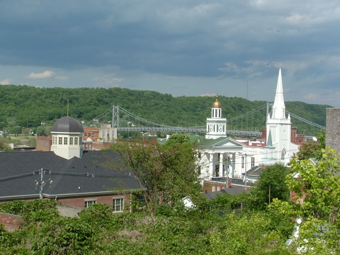 Maysville, Kentucky skyline