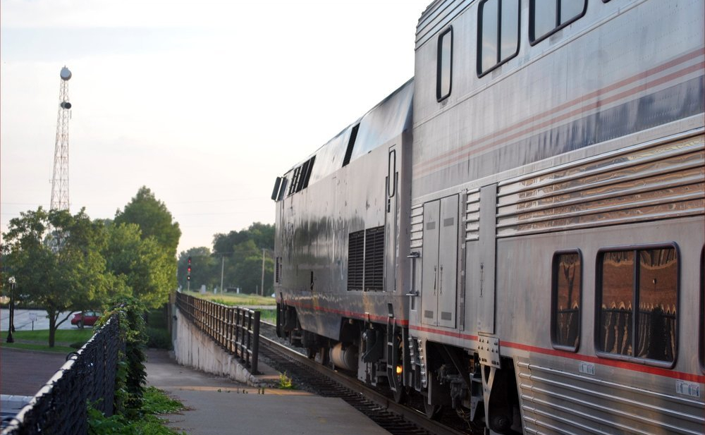 City Of New Orleans Amtrak Guide