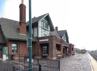 Flagstaff Amtrak Station