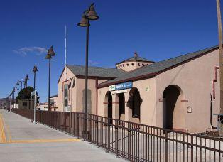 Alpine Texas Amtrak Station