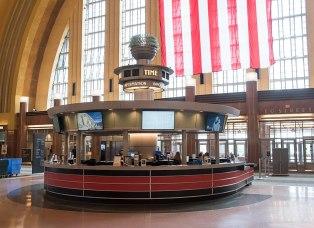 Inside Cincinnati Union Terminal