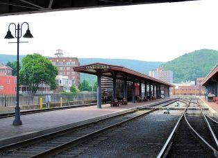 Cumberland, MD Amtrak Station