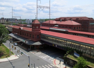Wilmington Delaware Amtrak Station