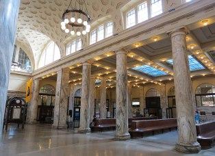 Utica Amtrak Station