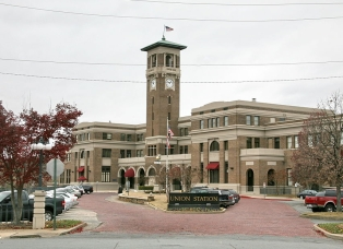 Little Rock Amtrak Station