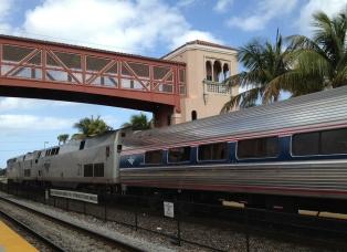 West Palm Beach Amtrak Station