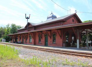 Waterbury Amtrak Station