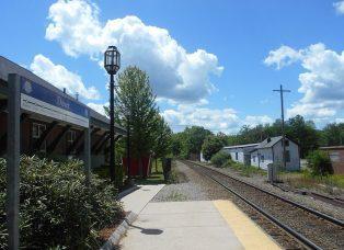 Dover Amtrak Station