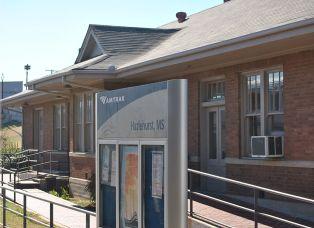 Hazlehurst Mississippi Amtrak Station