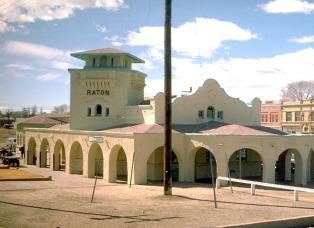 Raton Amtrak Station