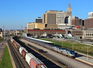 St Paul Minneapolis Amtrak Station