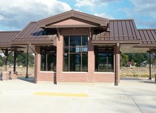 Winnemucca, NV Amtrak Station