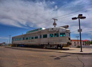 Maricopa Amtrak Train Station