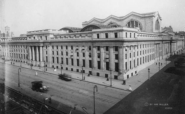Original New York Penn Station
