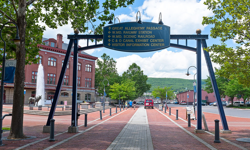 Cumberland Canal Place Museum