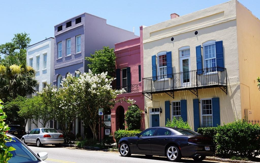 Charleston, South Carolina buildings