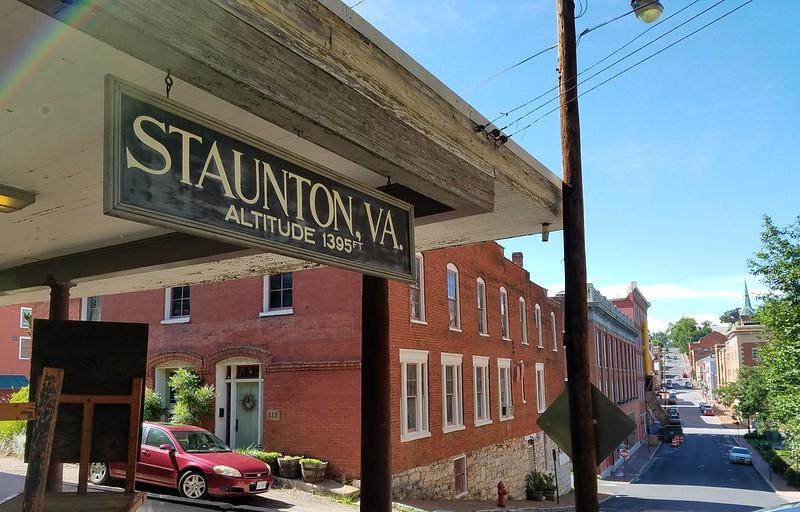 Staunton, Virginia