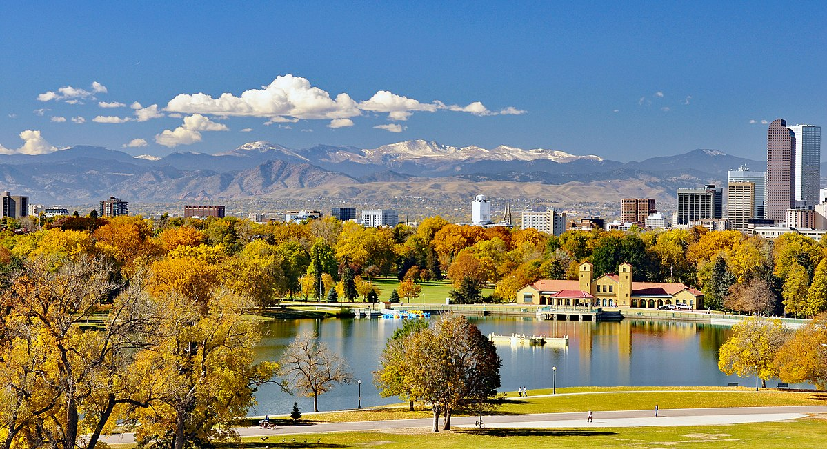 Denver and Rocky Mountains